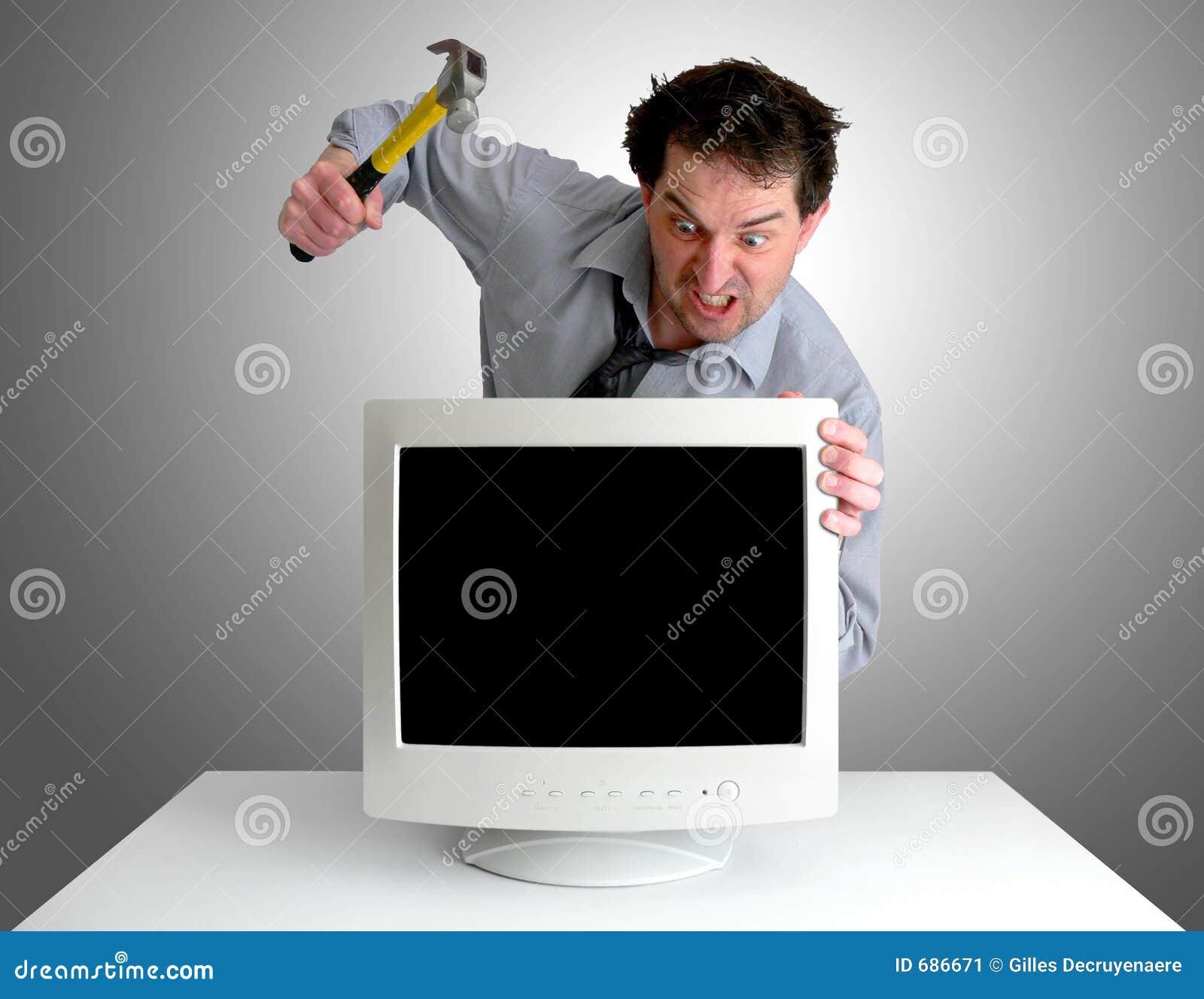 Разбить компьютер играть онлайн бесплатно 1 фотография
