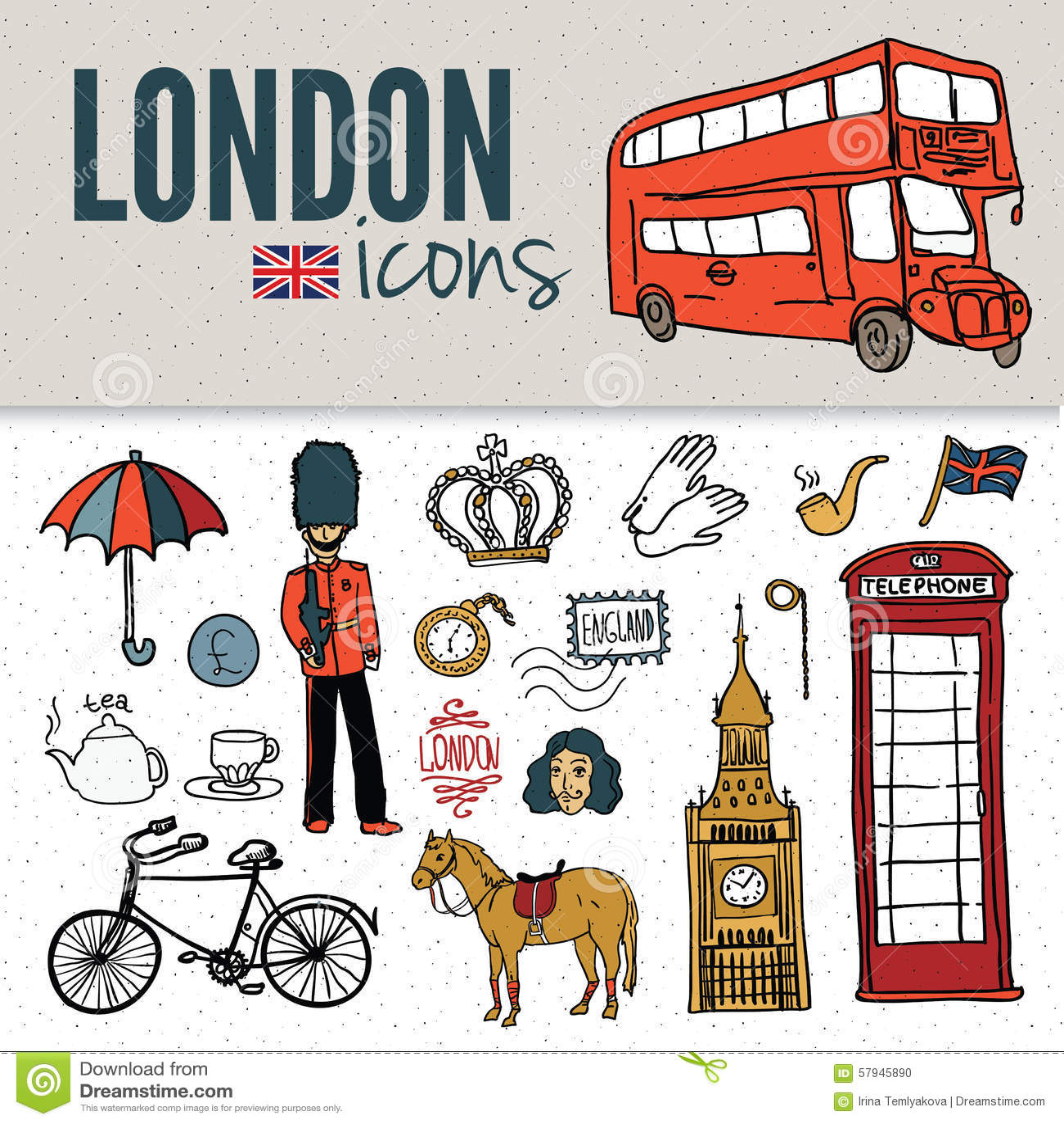 Рисунки лондон биг бен