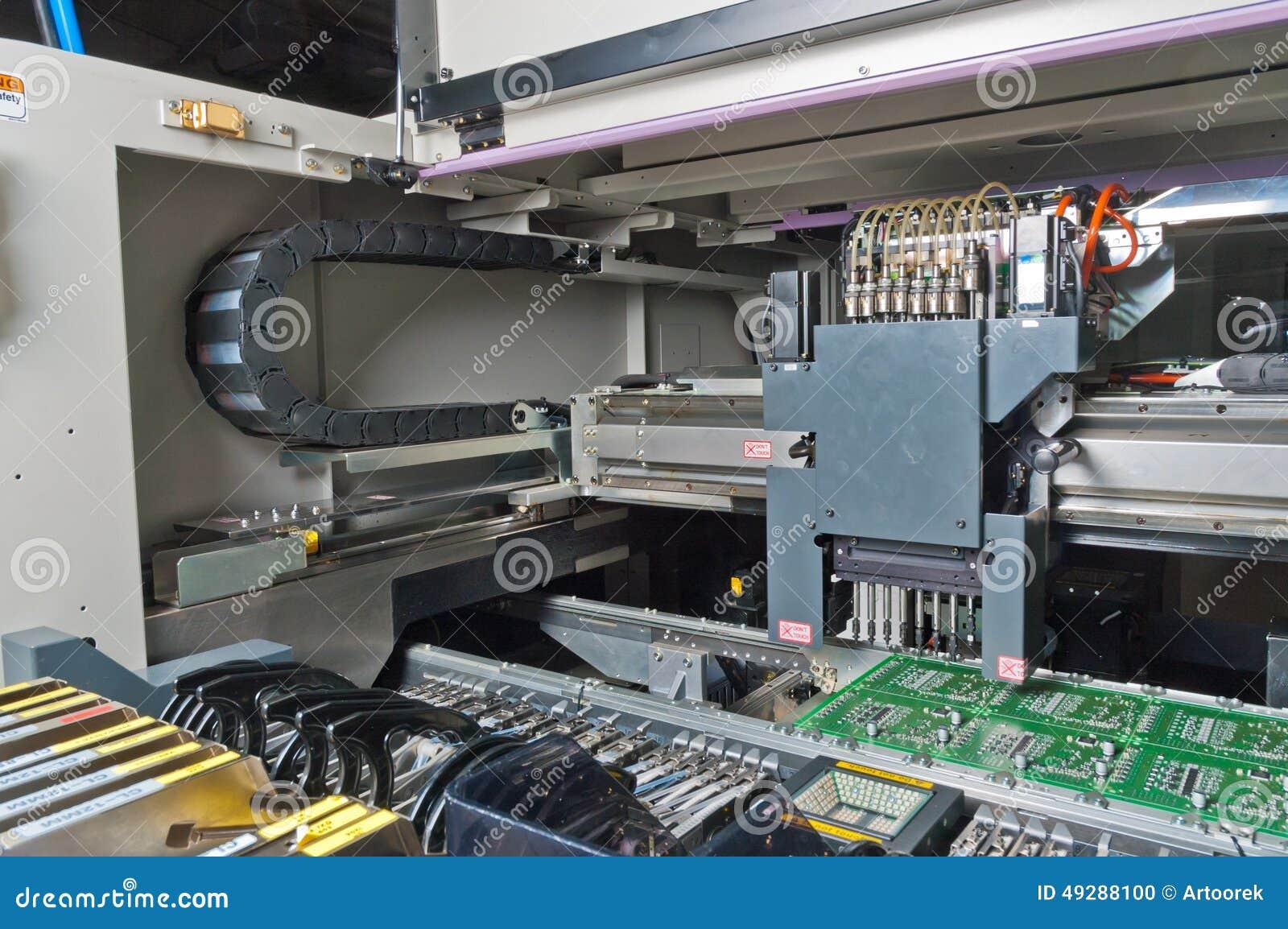 SMD, SMT-Montagewerkzeugkopf