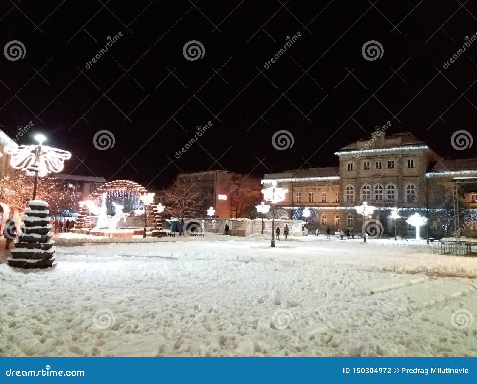 Smederevo - hiver