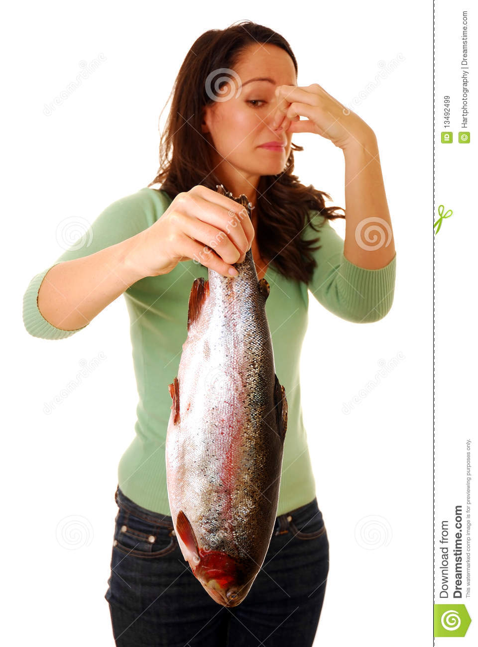 Smelly Fish Royalty Free Stock Images - Image: 13492499
