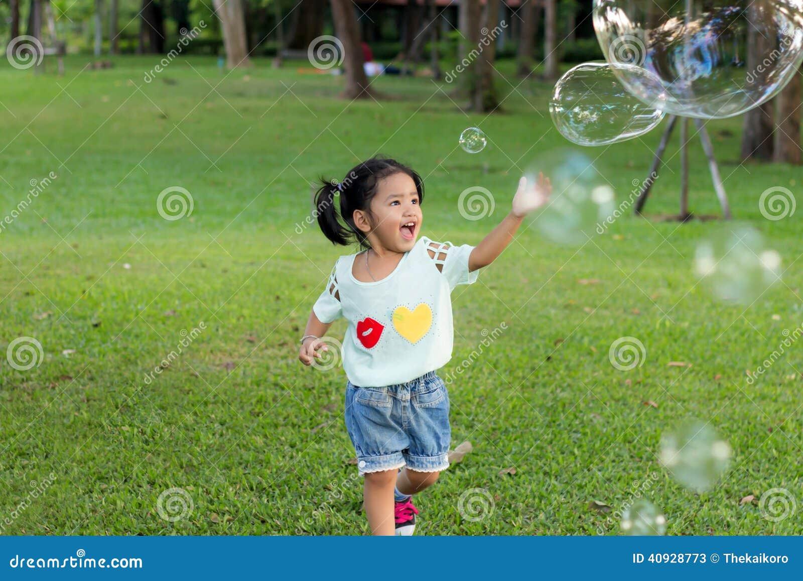 Balloon play cute asian girl striptease 3