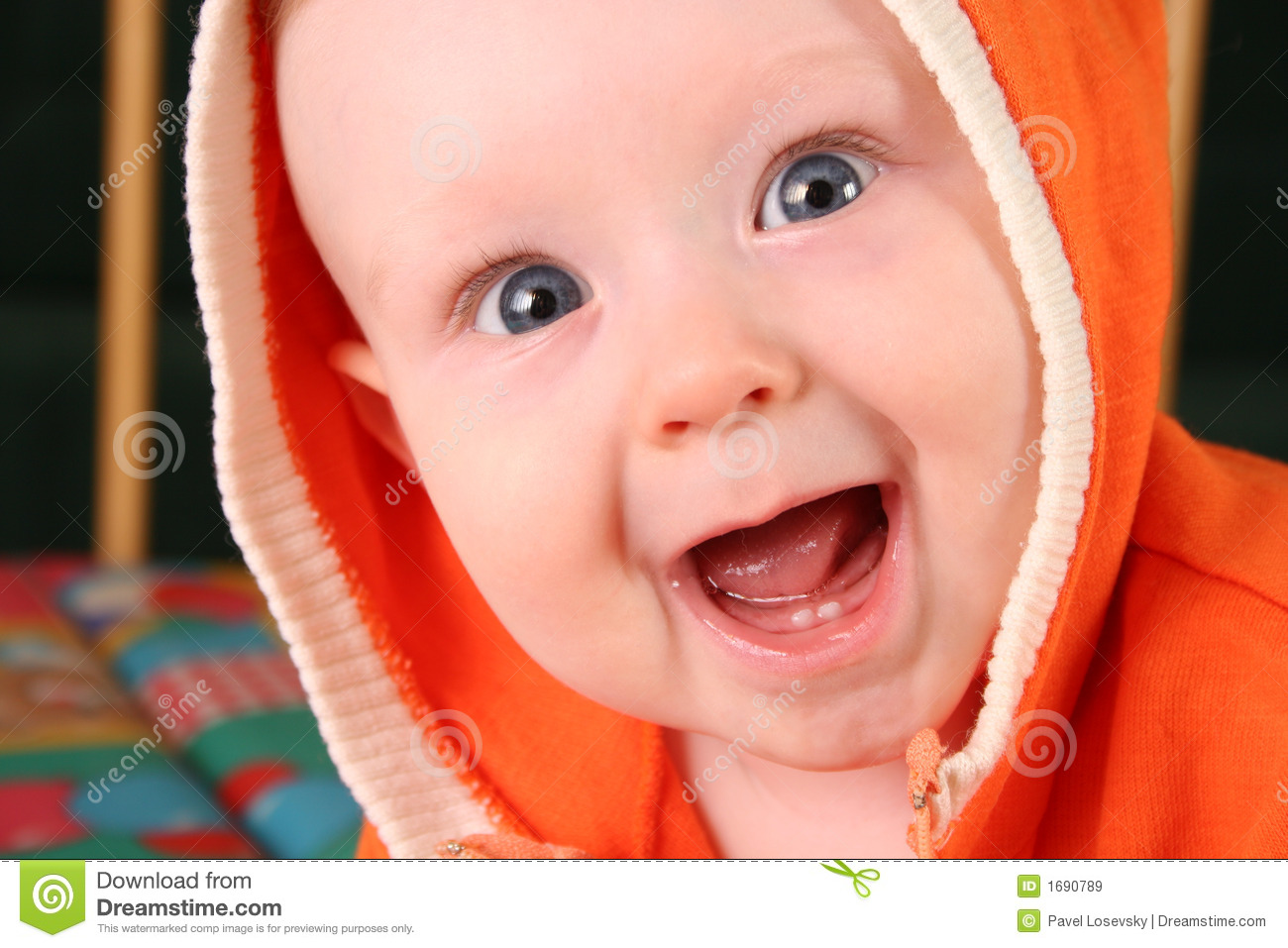 Smile Baby Boy Royalty Free Stock Images - Image: 1690789