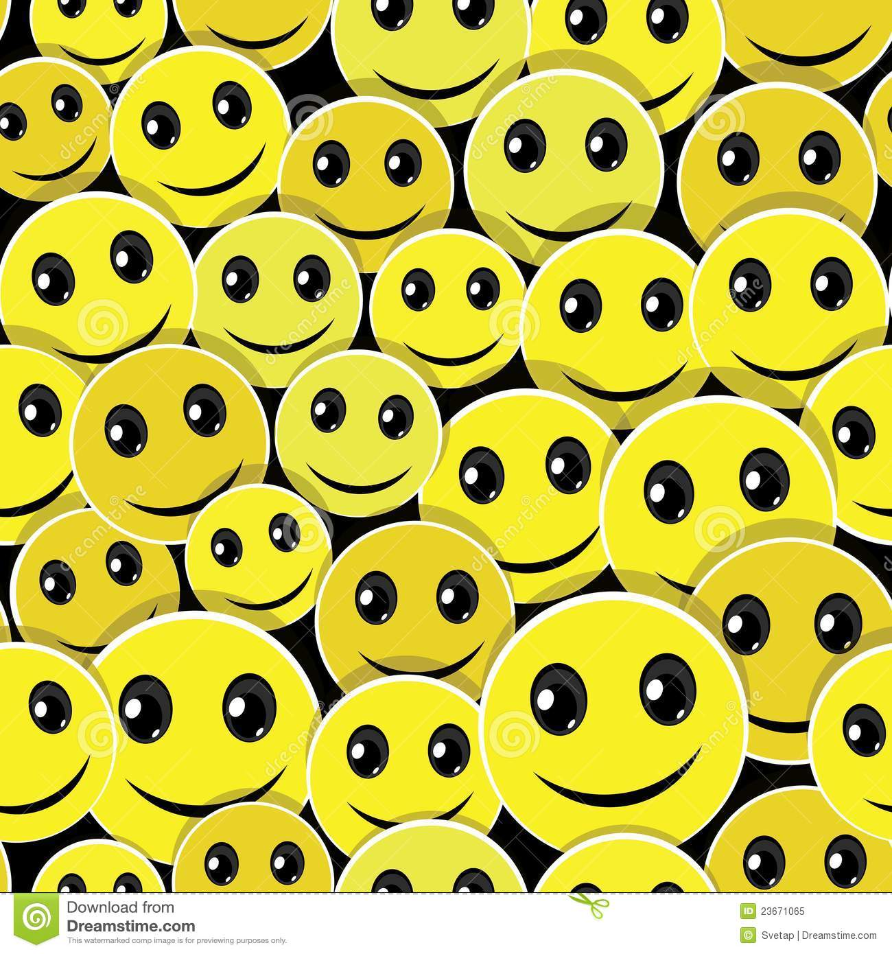 Smiley Faces With Glasses  David SimchiLevi