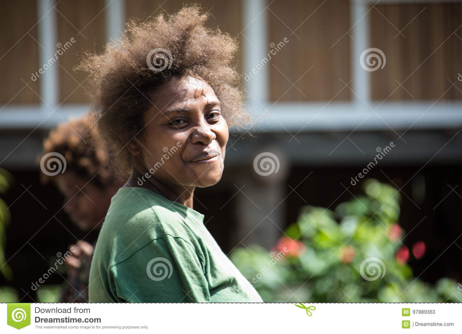 Smiles of Papua New Guinea