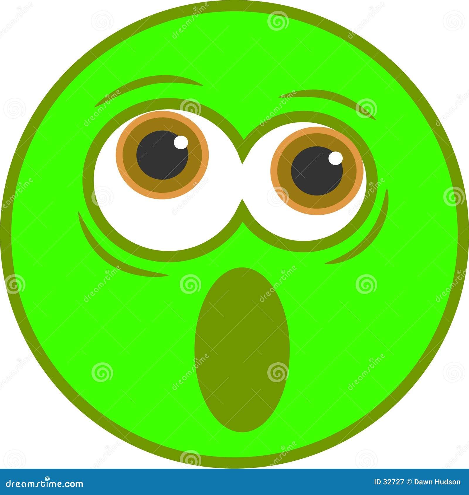 Smiley сотрястенный иконой
