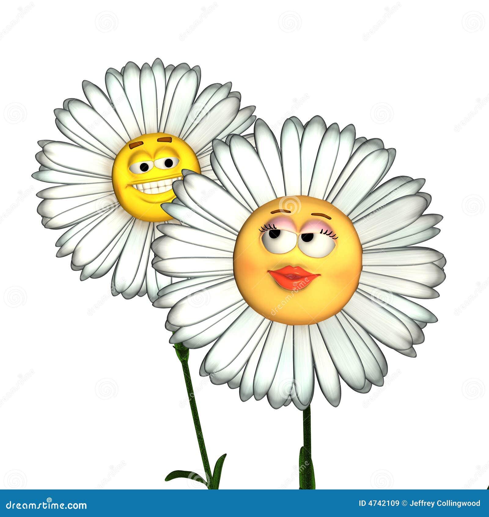 Smiley flowers stock illustration illustration of smile 4742109 smiley flowers izmirmasajfo