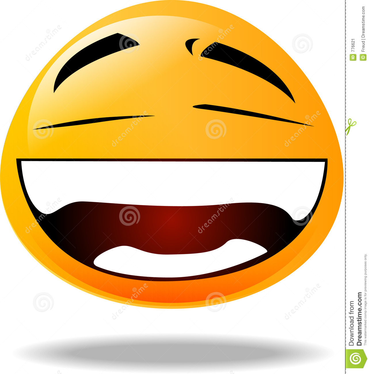 Smiley Icon Stock Image Image 776621