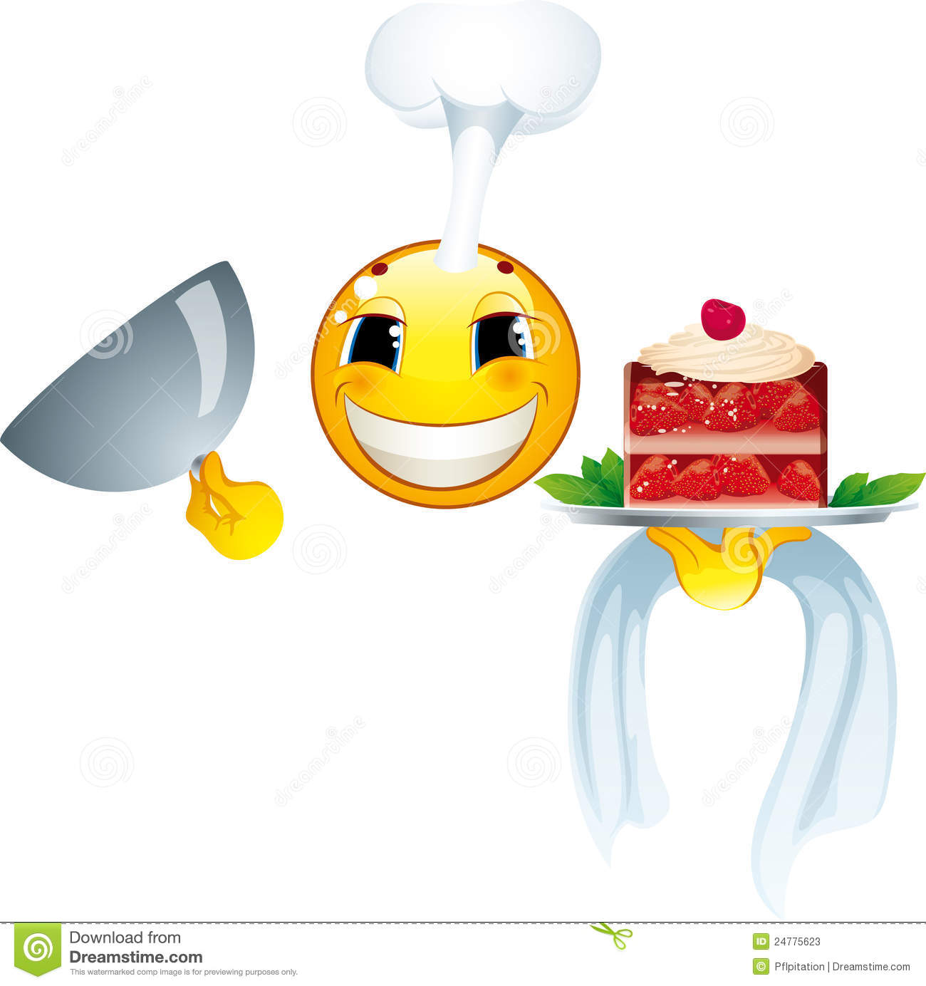 Smiley Icon. Cook Stoc...