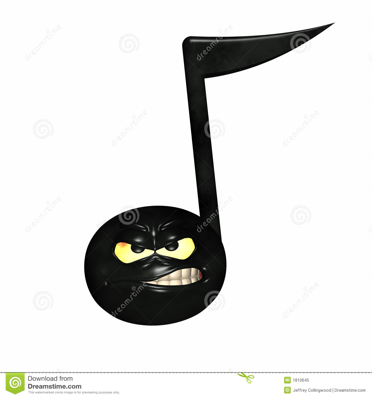 Smiley music note stock illustration illustration of musical smiley music note buycottarizona Choice Image