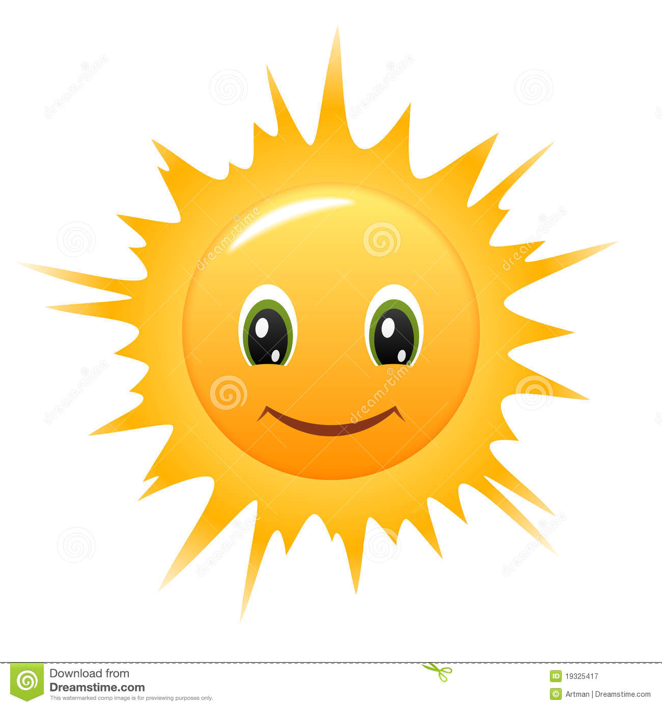 smiley sun vector icon stock vector illustration of smiling face clip art black and white happy face free clipart
