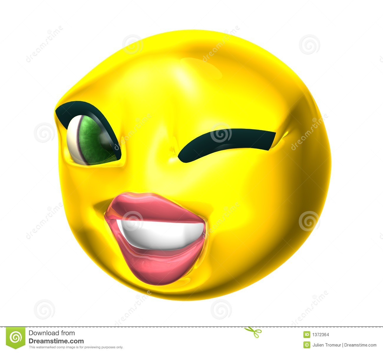 Smilies Stock Images - Image: 1372364