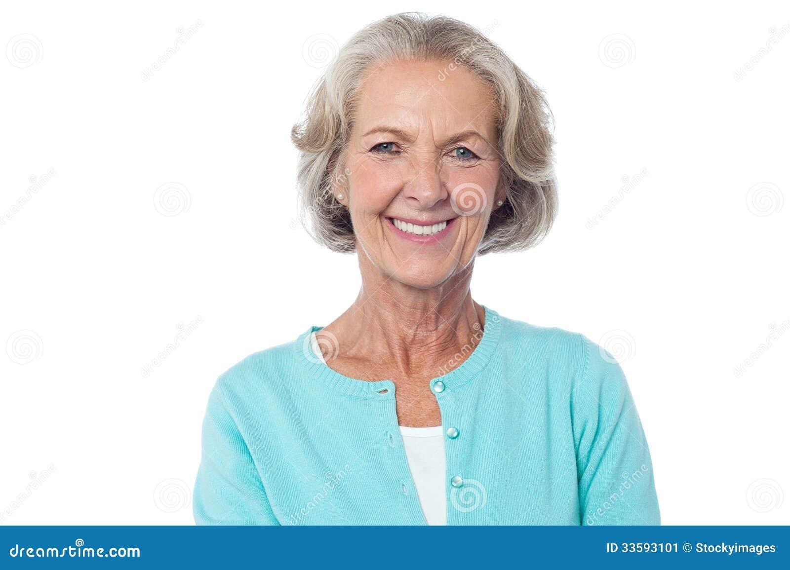 pretty older women