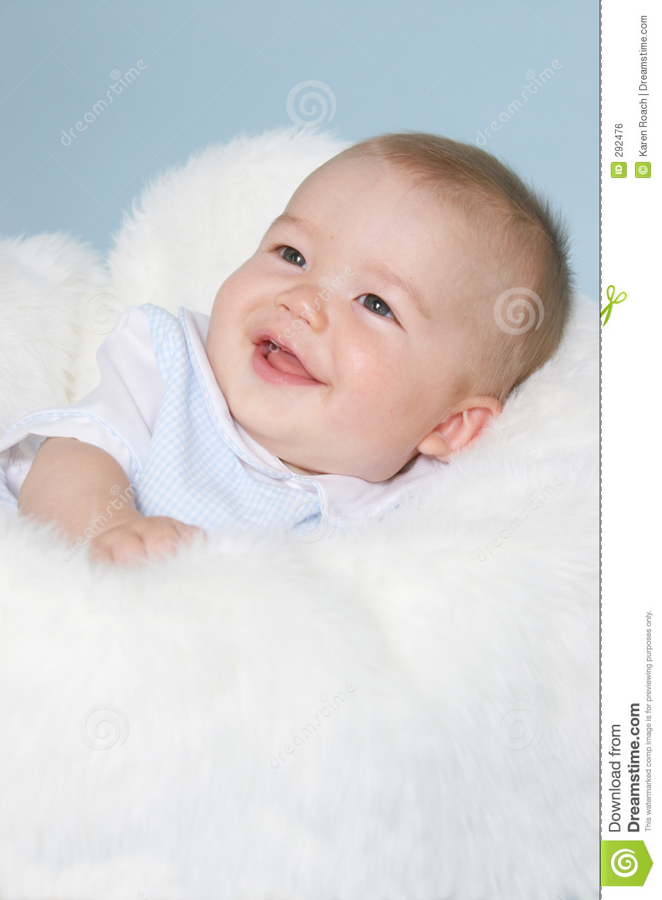 smiling baby boy stock photo. image of beautiful, families - 292476