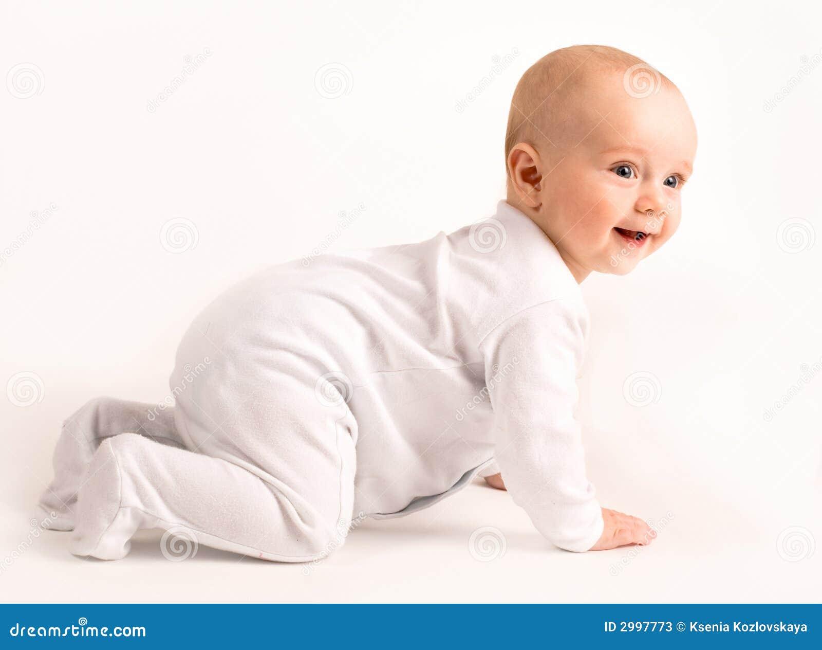 Как выглядят дети в полгода фото
