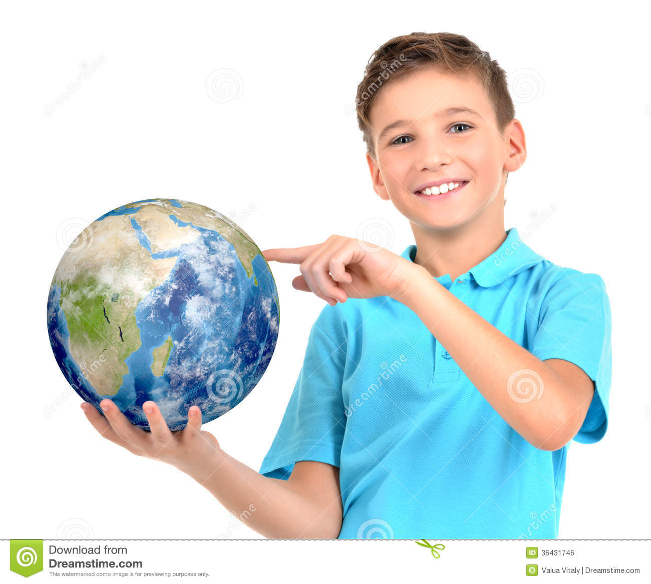 https://thumbs.dreamstime.com/z/smiling-boy-casual-holding-planet-earth-hands-points-isolated-white-36431746.jpg