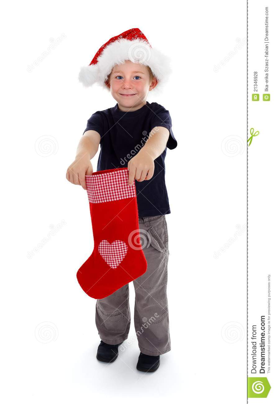 Christmas Stocking Stand Holder