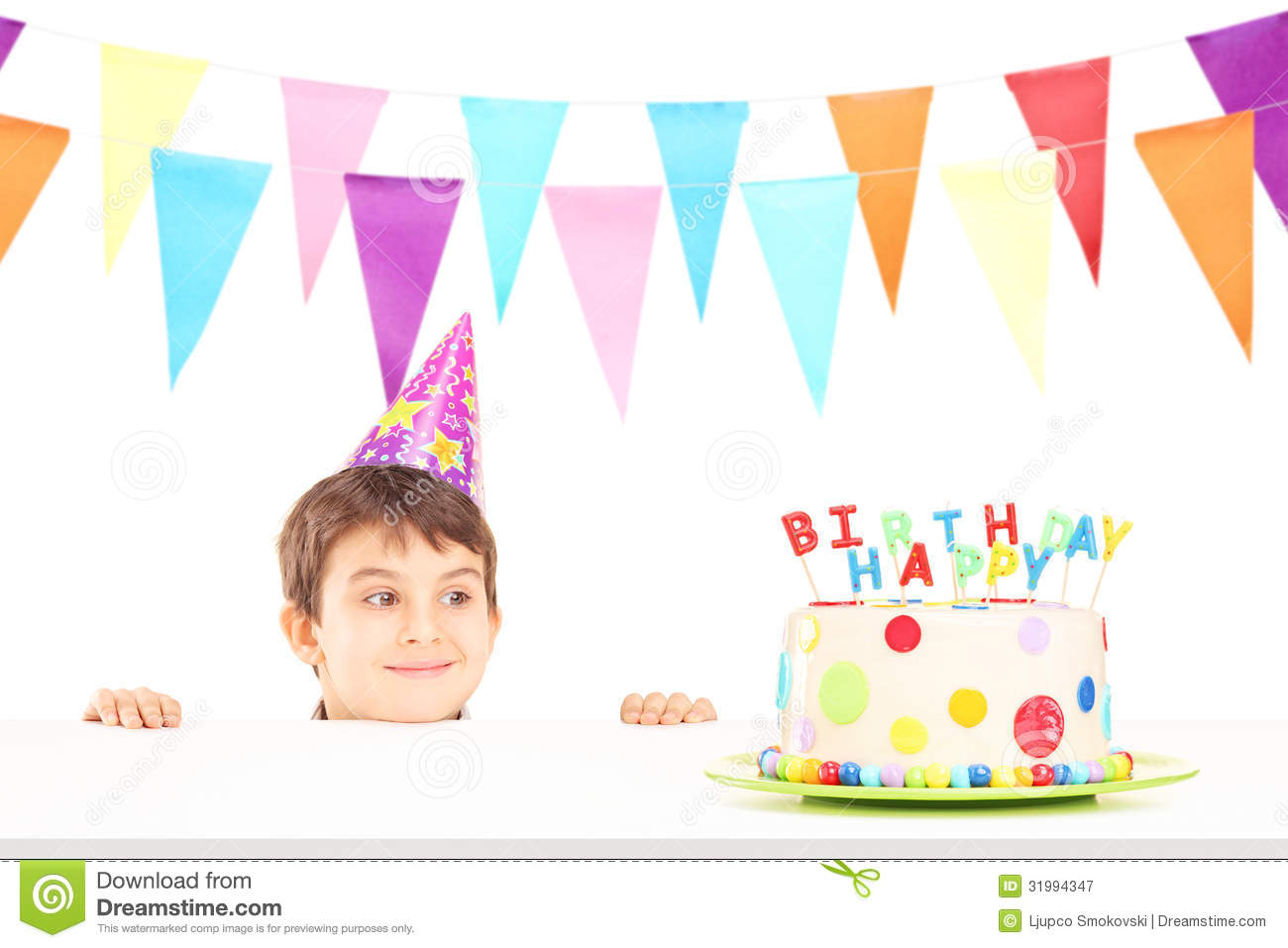 Boy Birthday Background Design – images free download