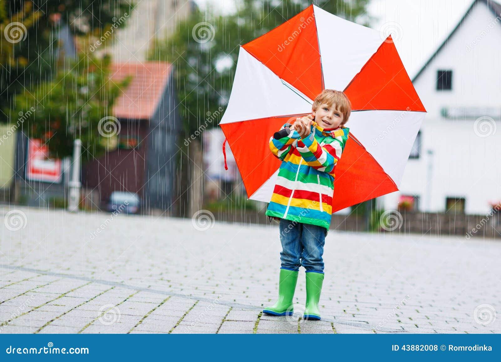 Toddler Boy Rain Jacket