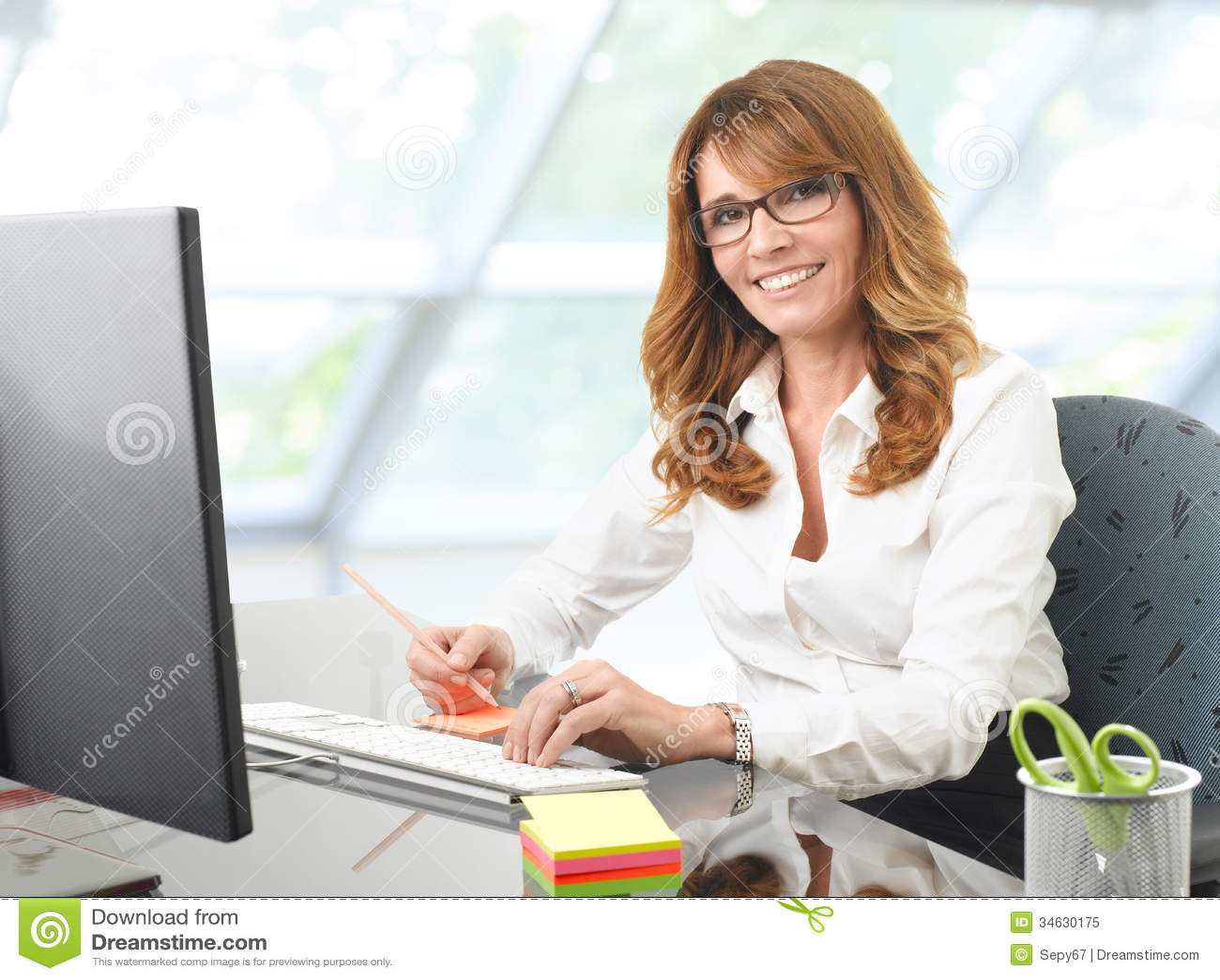 Office mature pics