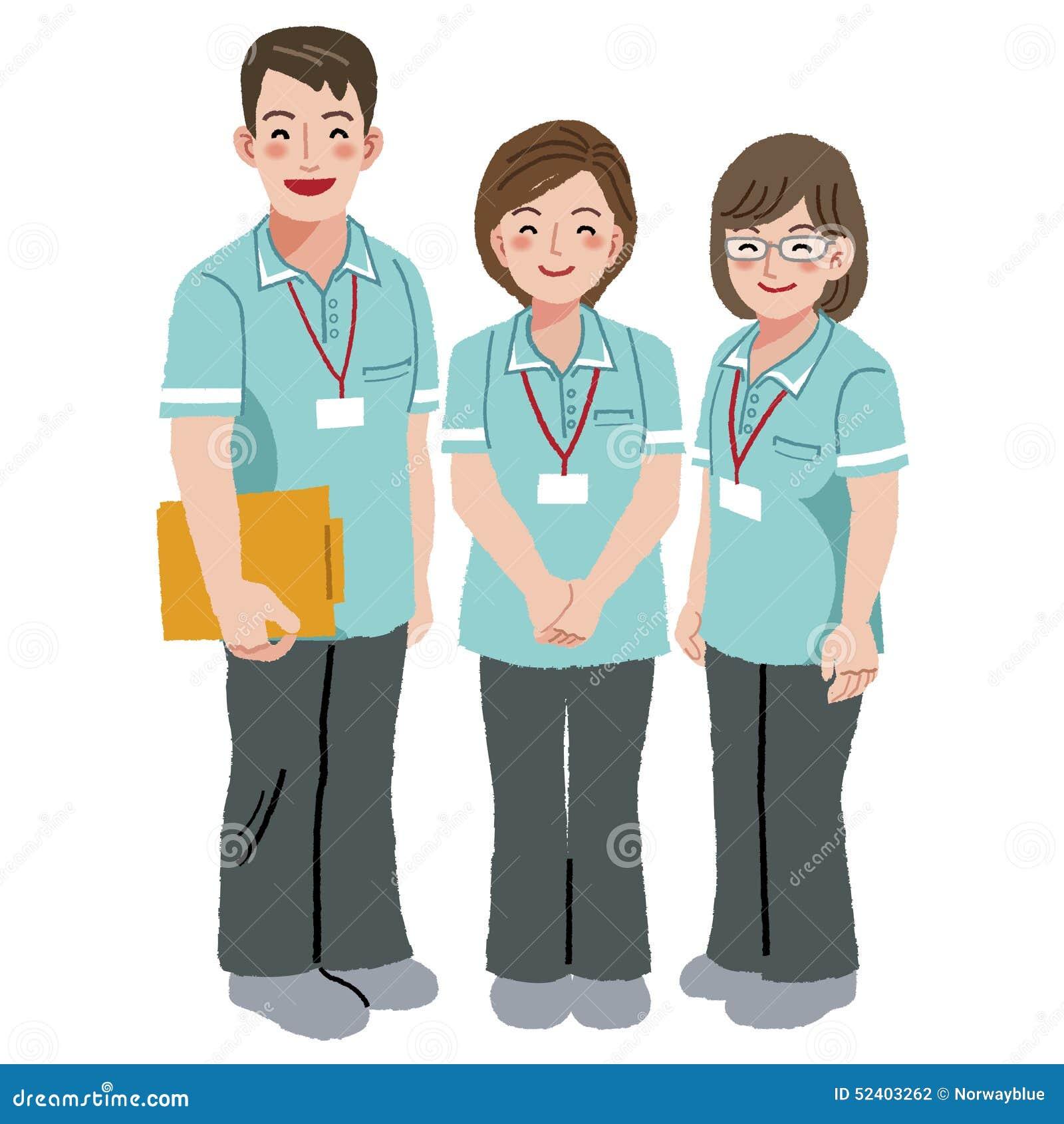 caregiver cartoons illustrations amp vector stock images