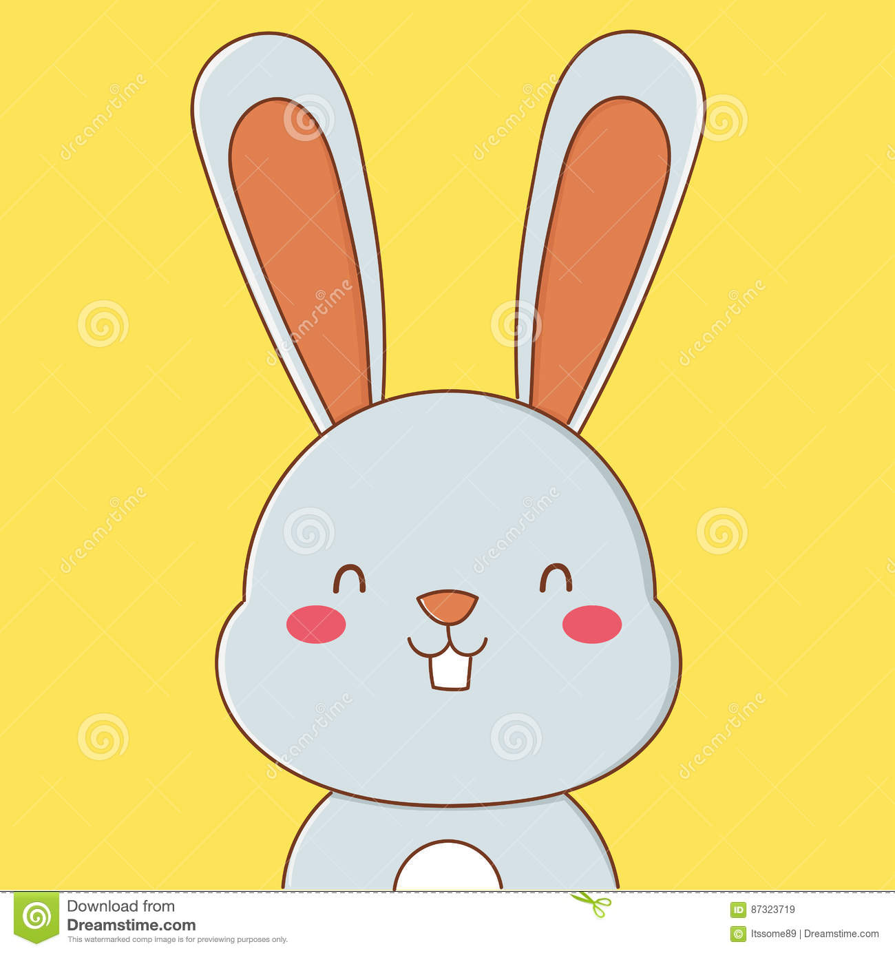 Must see Wallpaper Cartoon Smile - smiling-cute-blue-bunny-yellow-wallpaper-smile-to-you-87323719  Gallery_392711   .jpg
