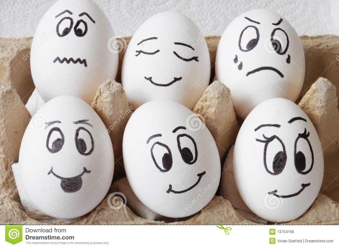 smiling eggs stock photo image of decoration protein