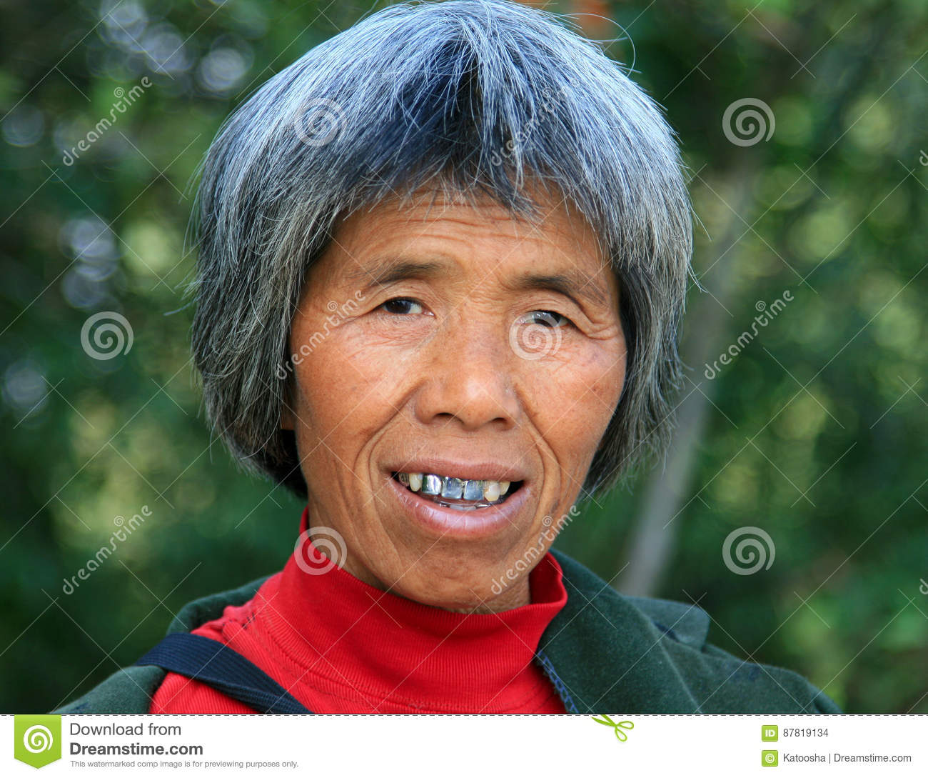 Average chinese woman