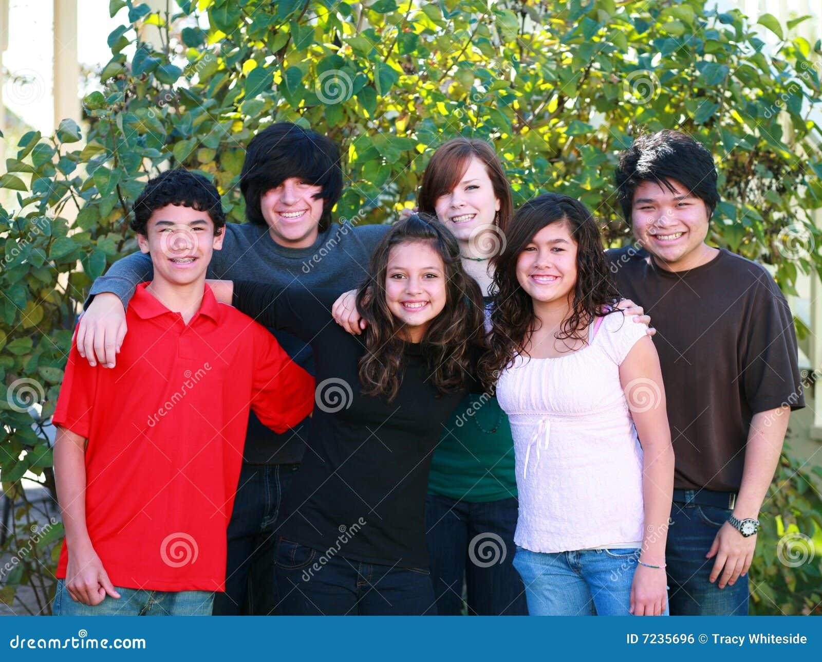 free group teen image