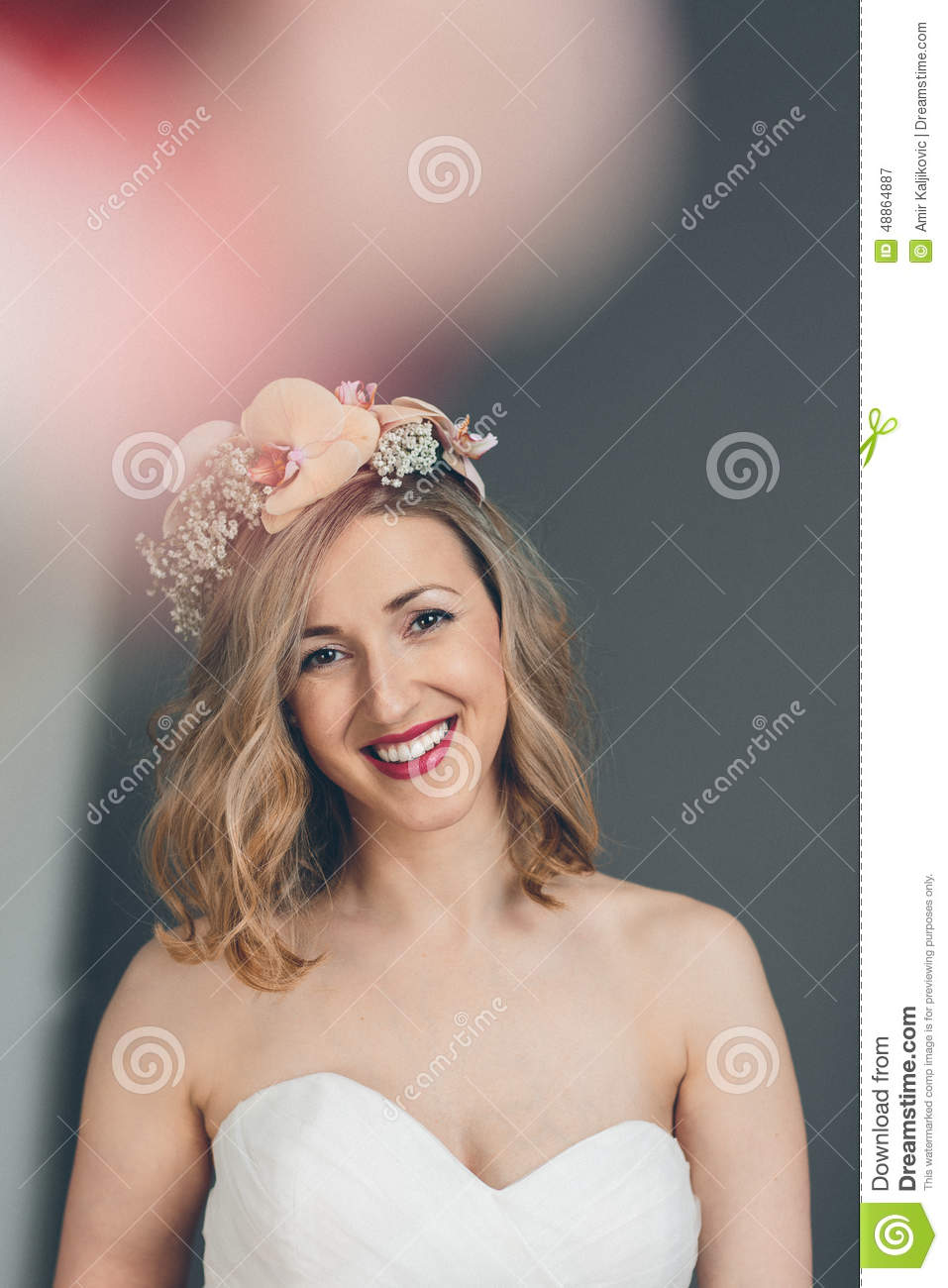 The Expression On The Bride 105