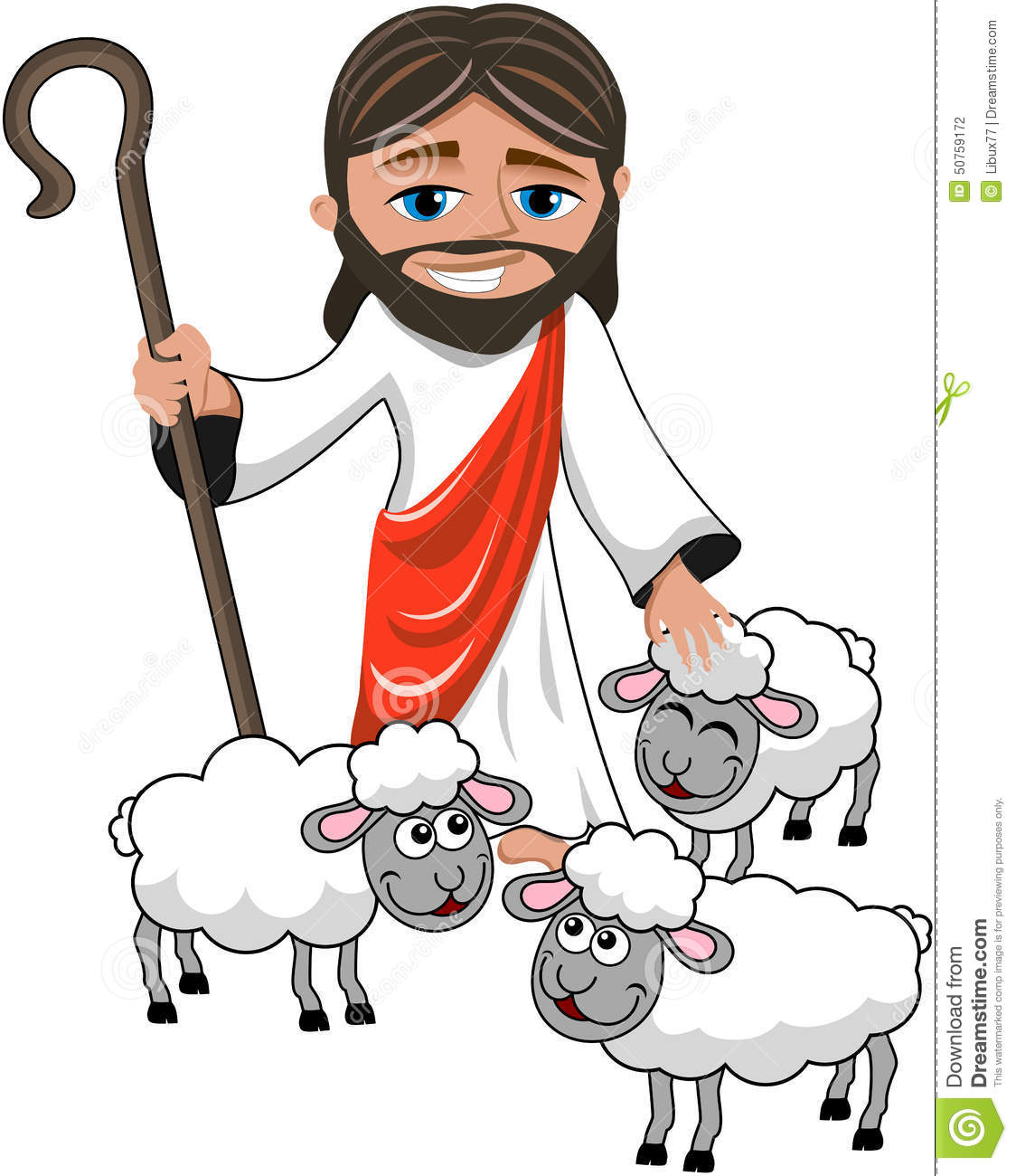 clipart cartoon jesus - photo #47