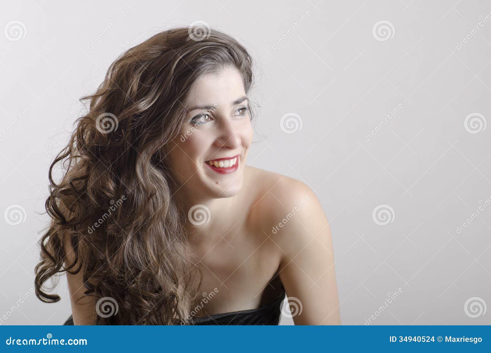 Smiling Latin Girl