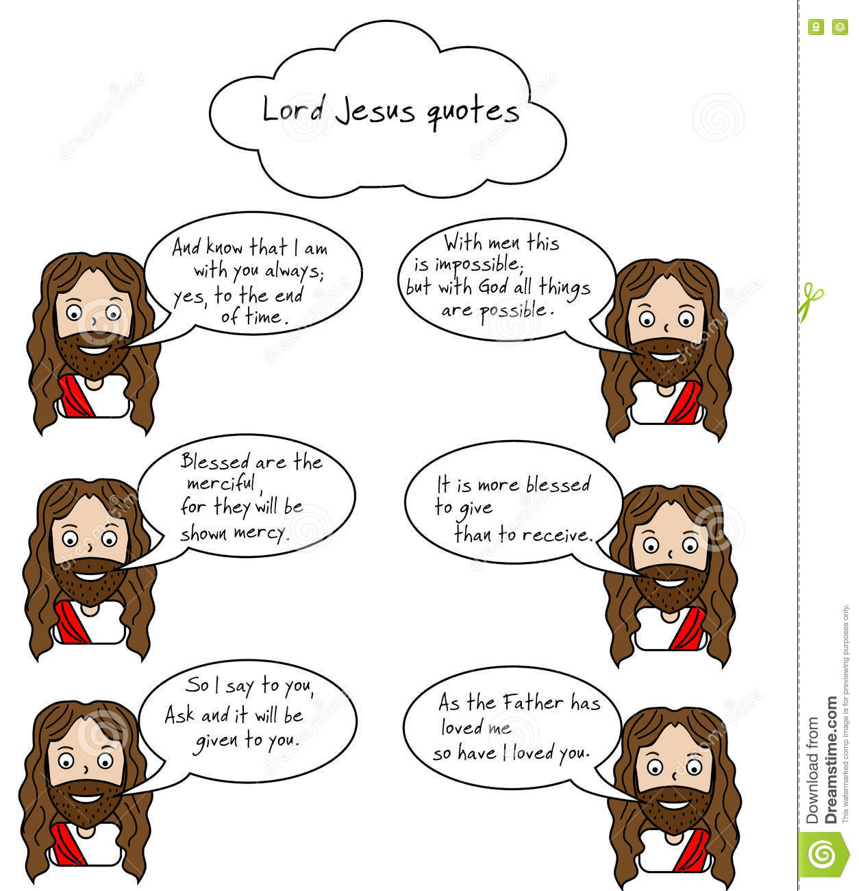 bible quotes for children