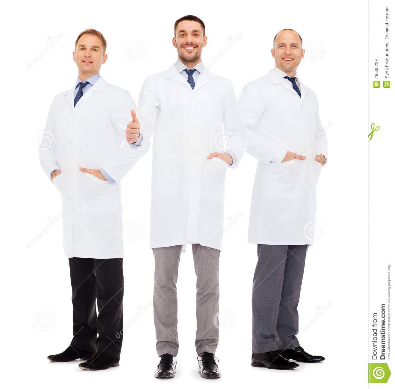 Doctors White Coats