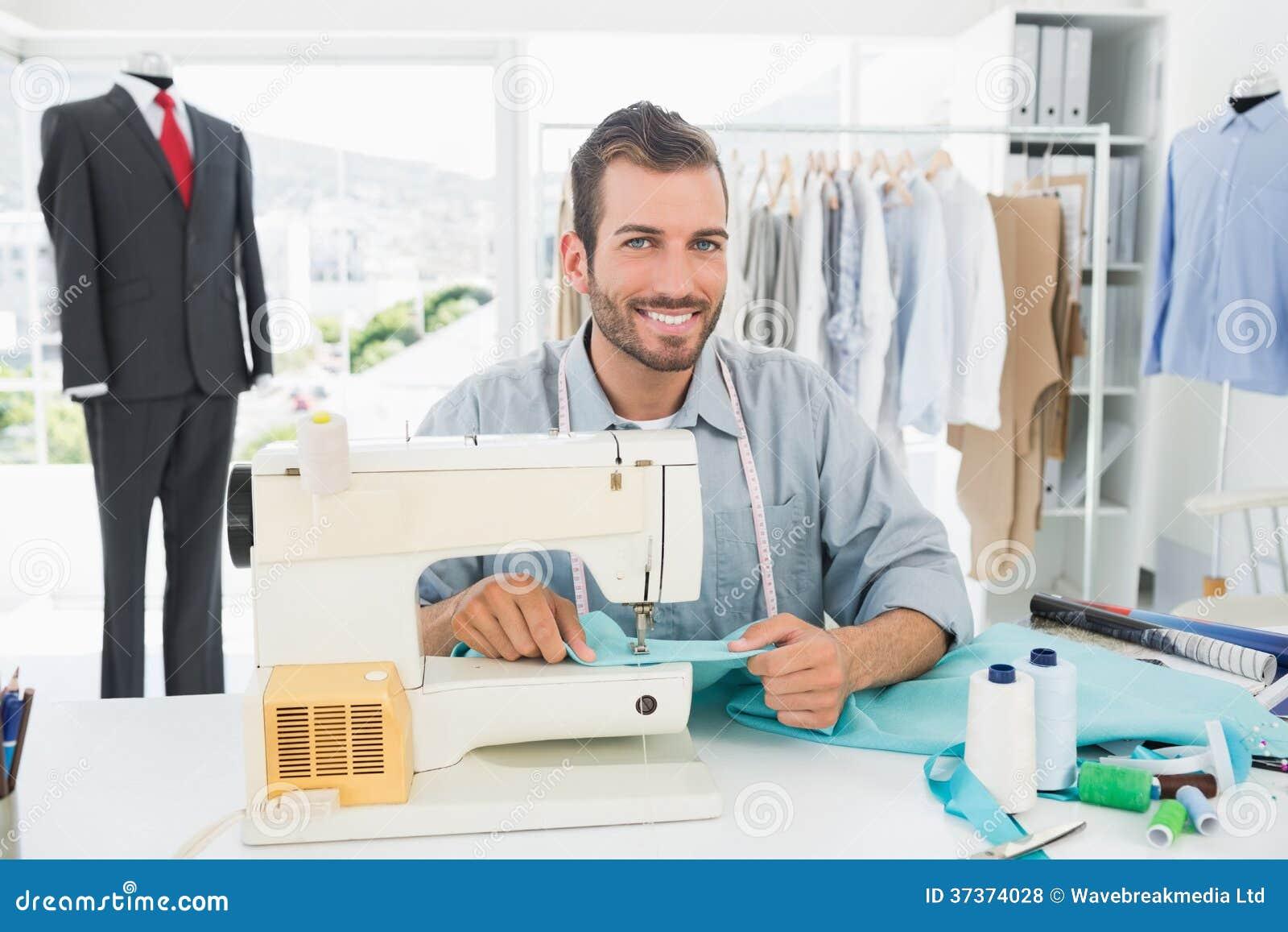Male Fashion Designer Workshop