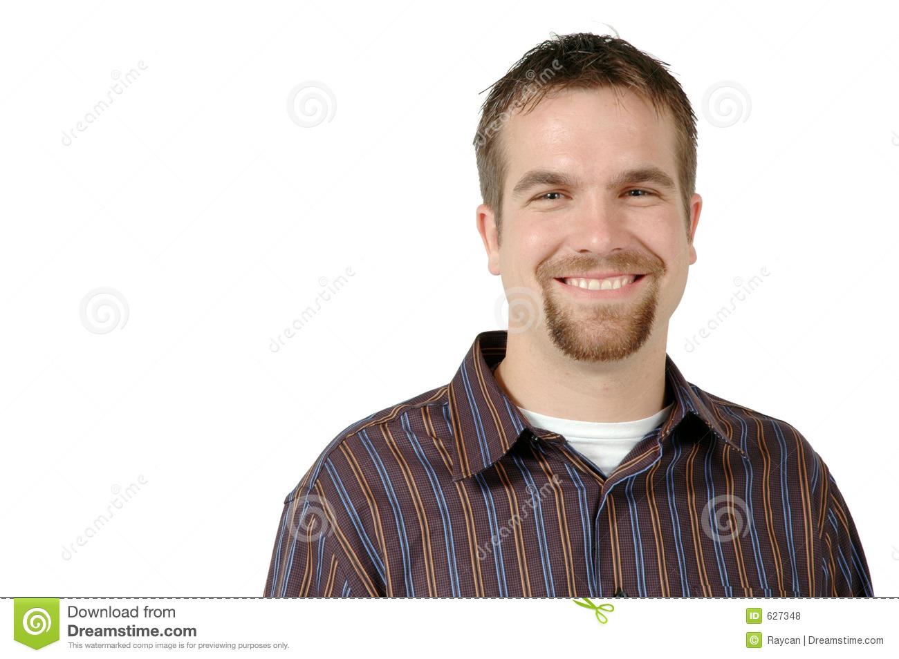 Smiling Man Royalty Free Stock Photos - Image: 627348