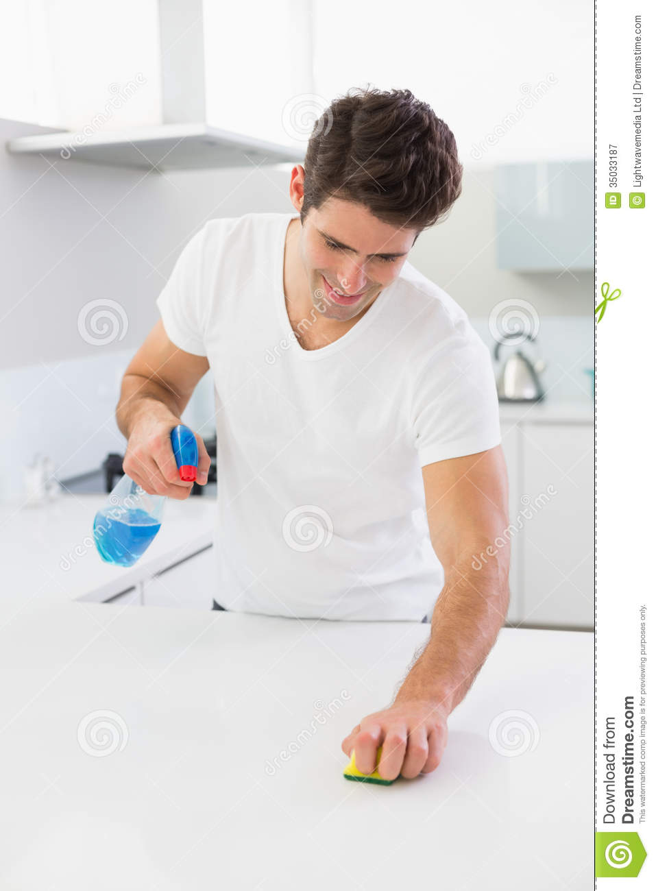 household cleaning routine