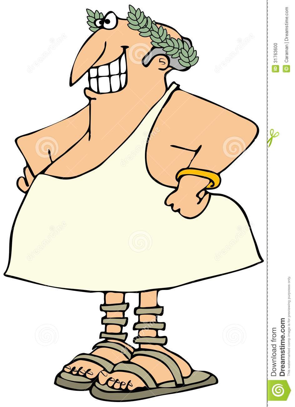 smiling man in a toga stock photo image 31763600 olive branch clip art borders free olive branch clip art free no background