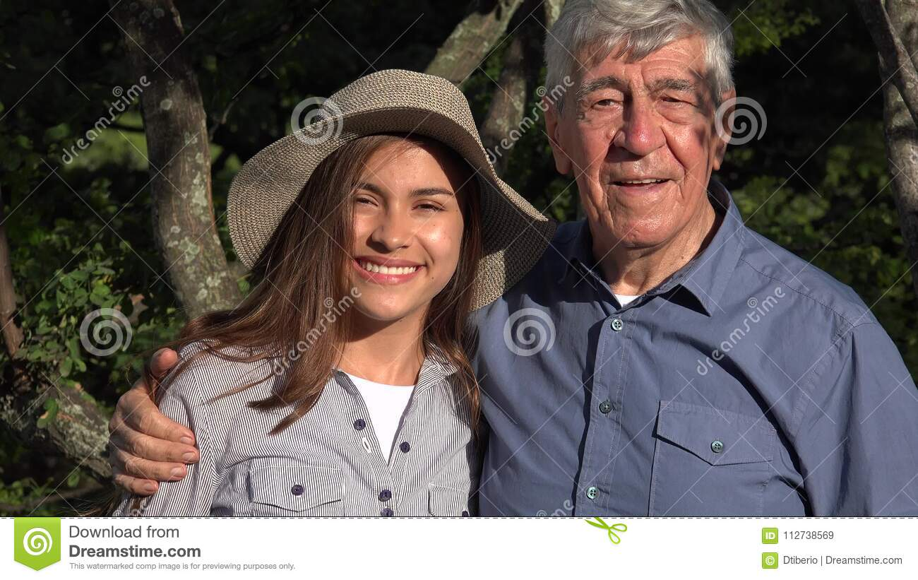 Old Man Used Young Girl