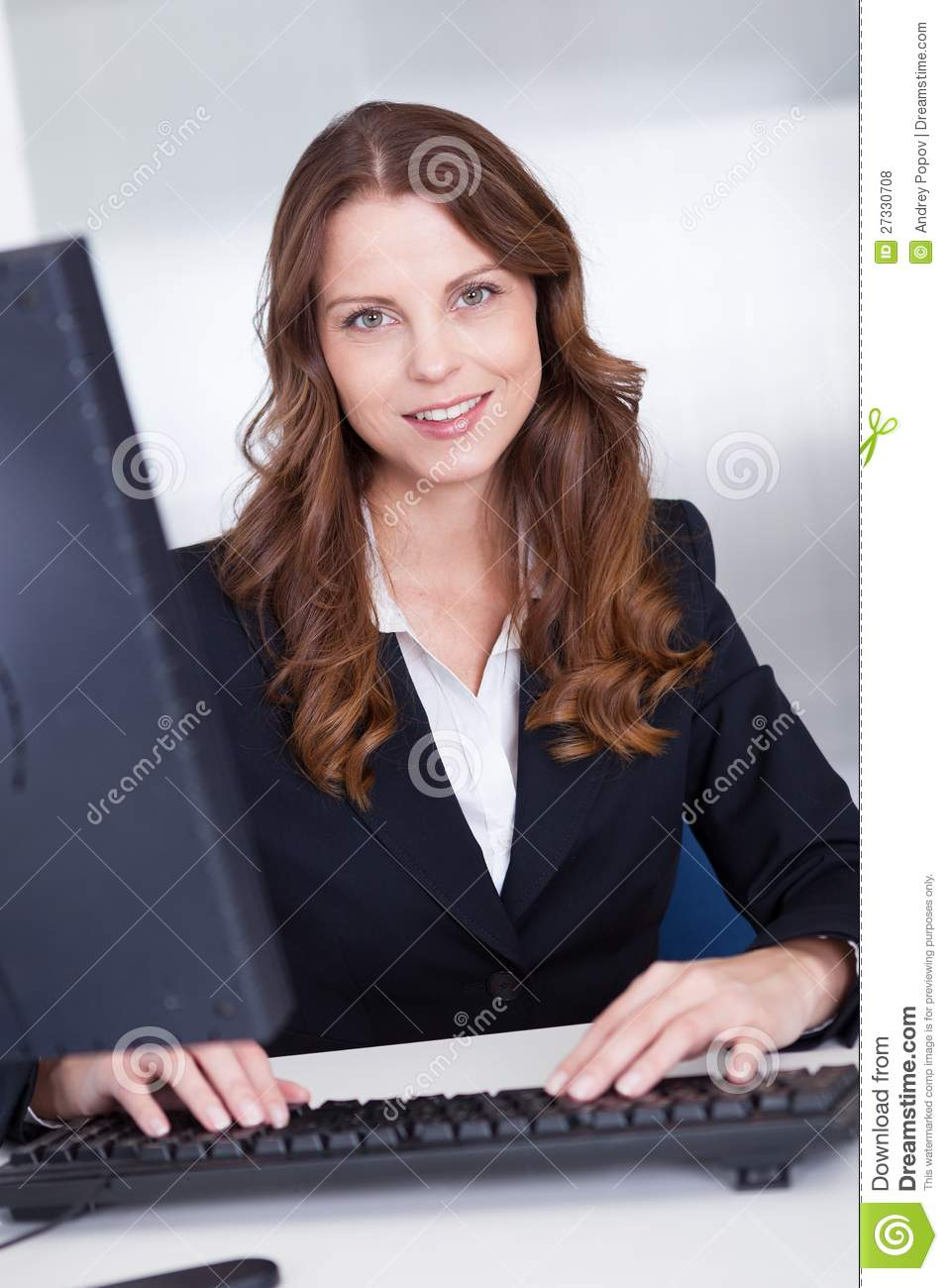 Sexy assistant