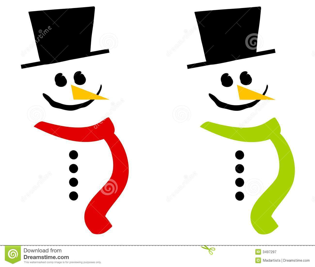 smiling snowman clip art 3 stock illustration illustration of rh dreamstime com free clip art snowman scene free clip art snowman outlines
