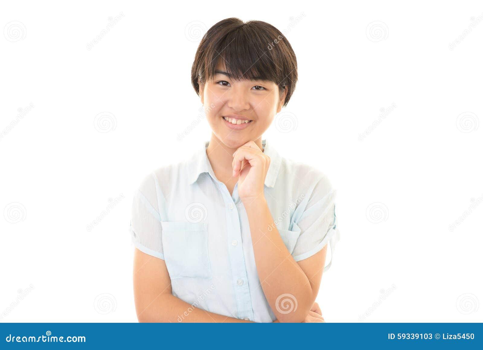 girl Junior facial teen
