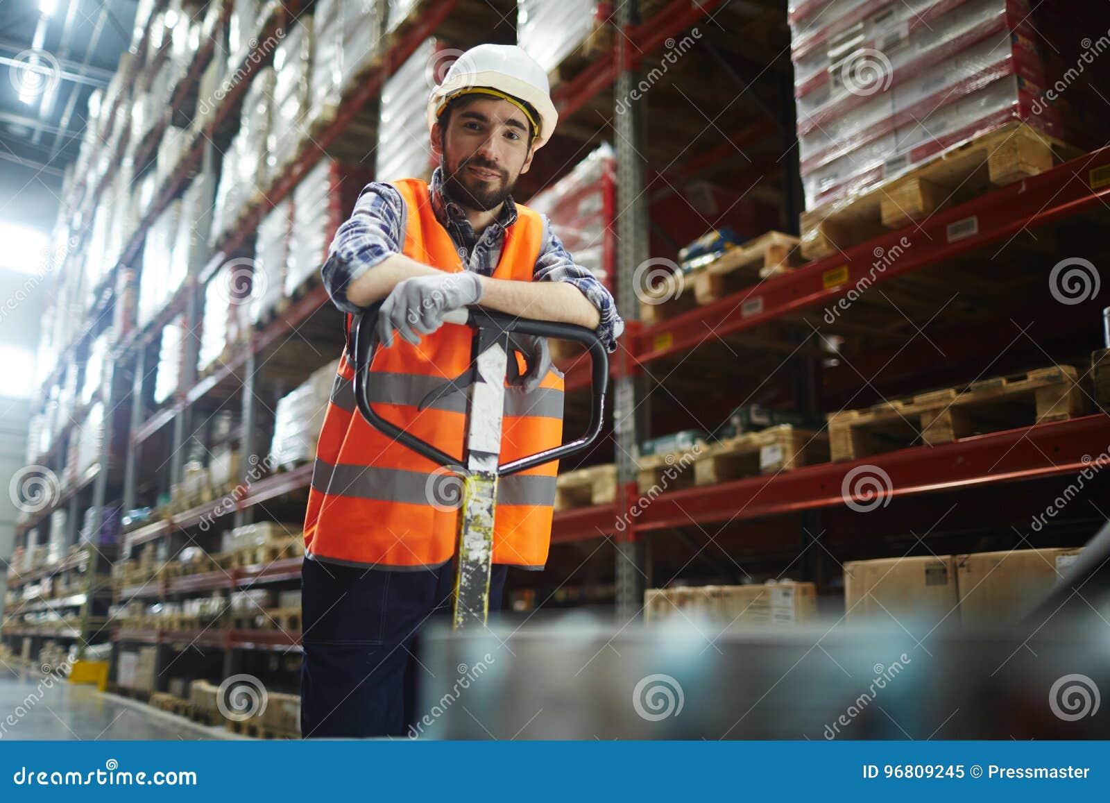 Smiling Warehouse Loader