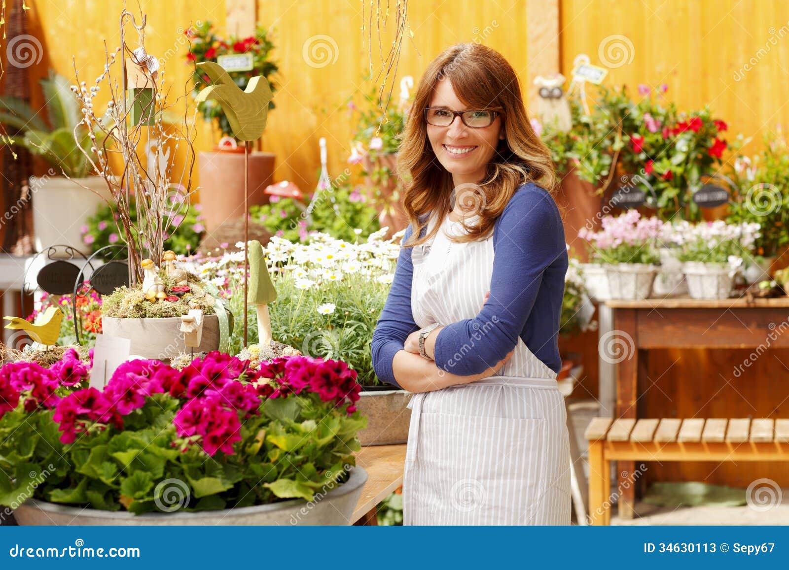 florist business cards