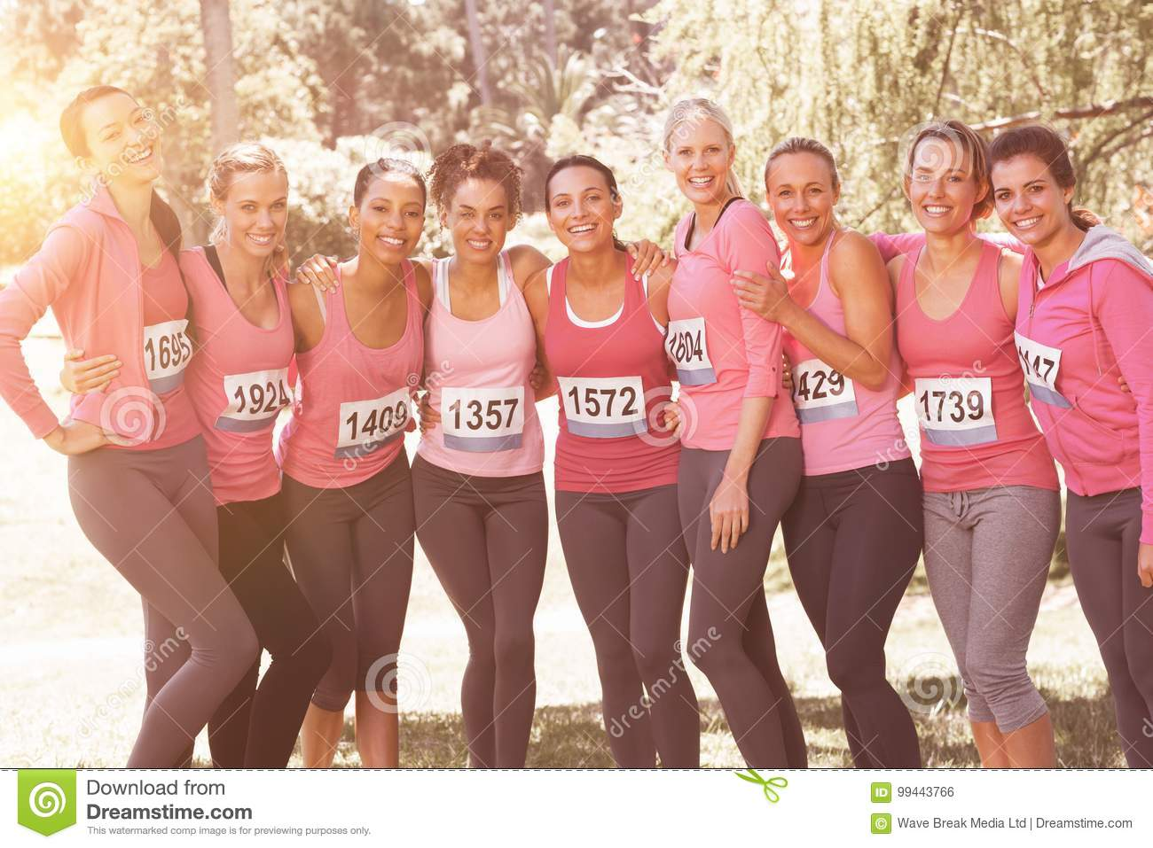 Salt lake breast cancer run