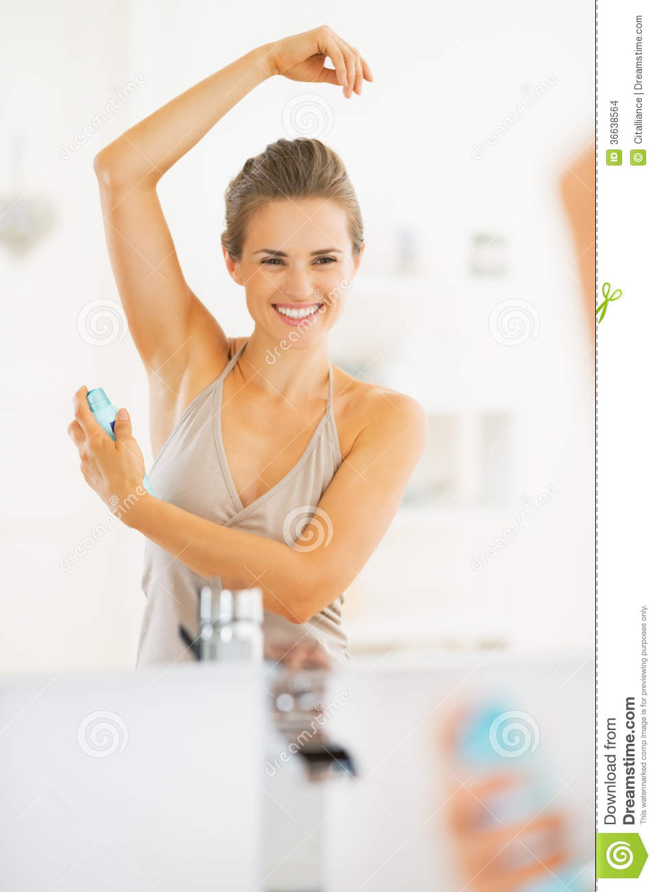how to make your underarm white