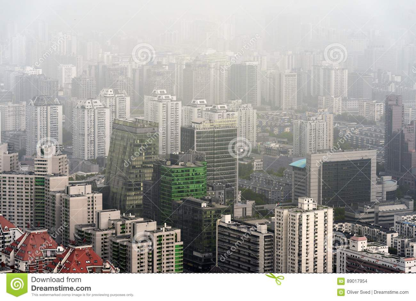 Smog pesante a Pechino
