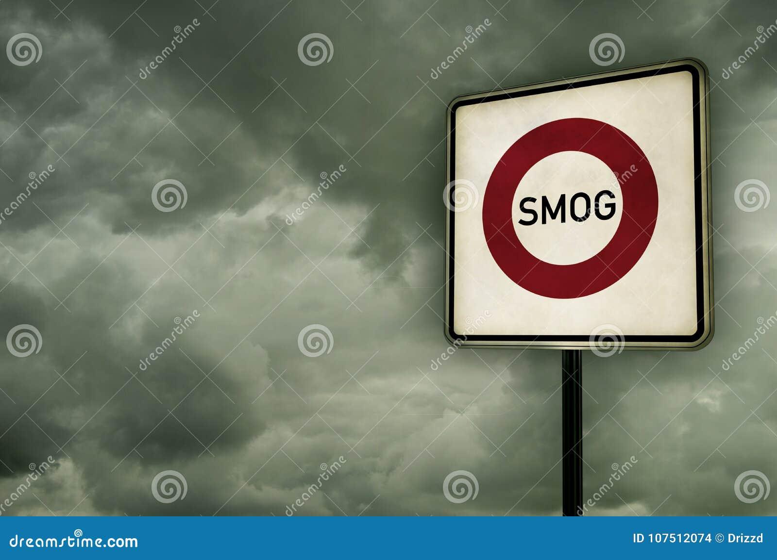 Smoggebied