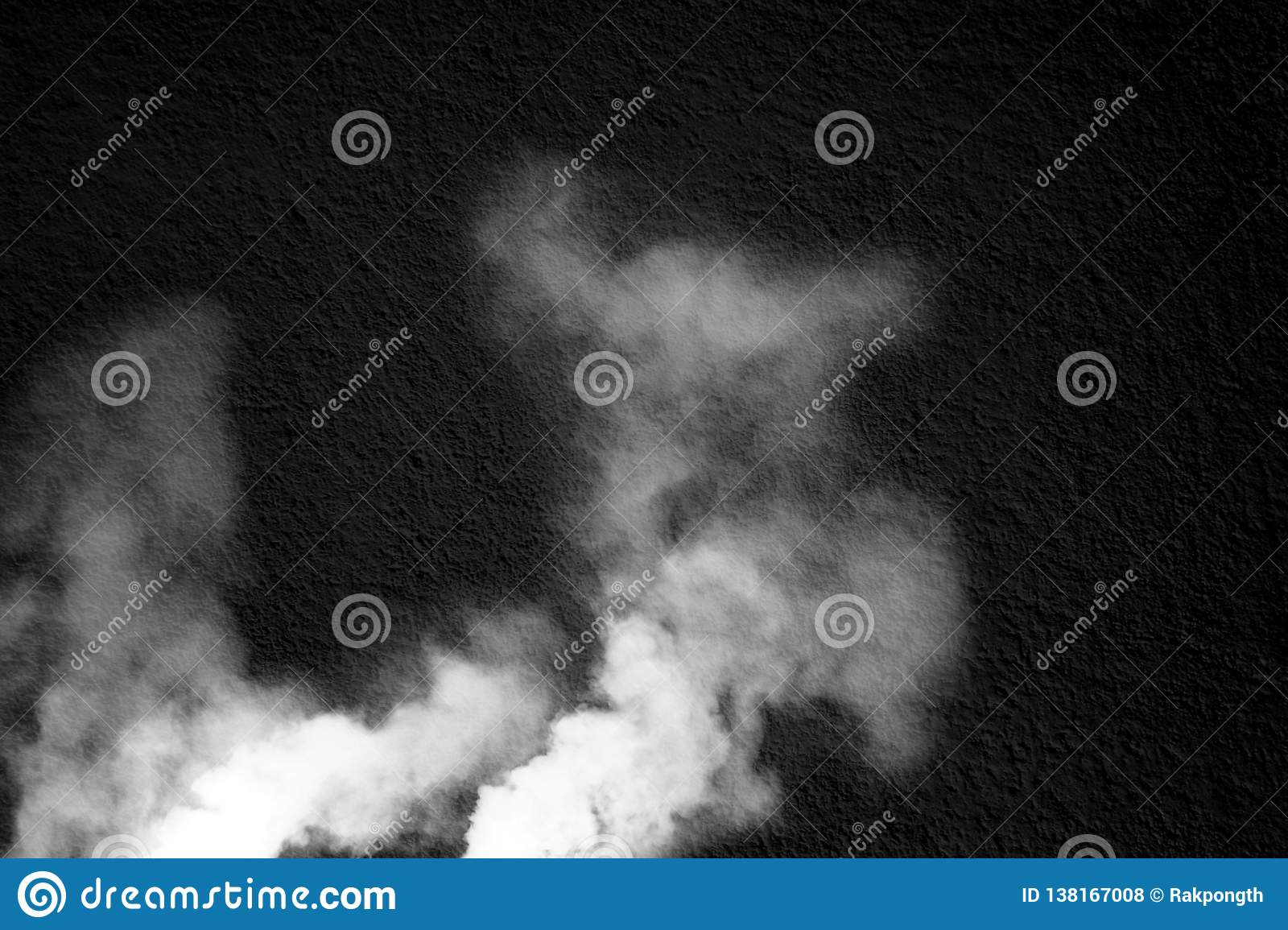 Smoke Black Mortar Cement Abstract Background Texture
