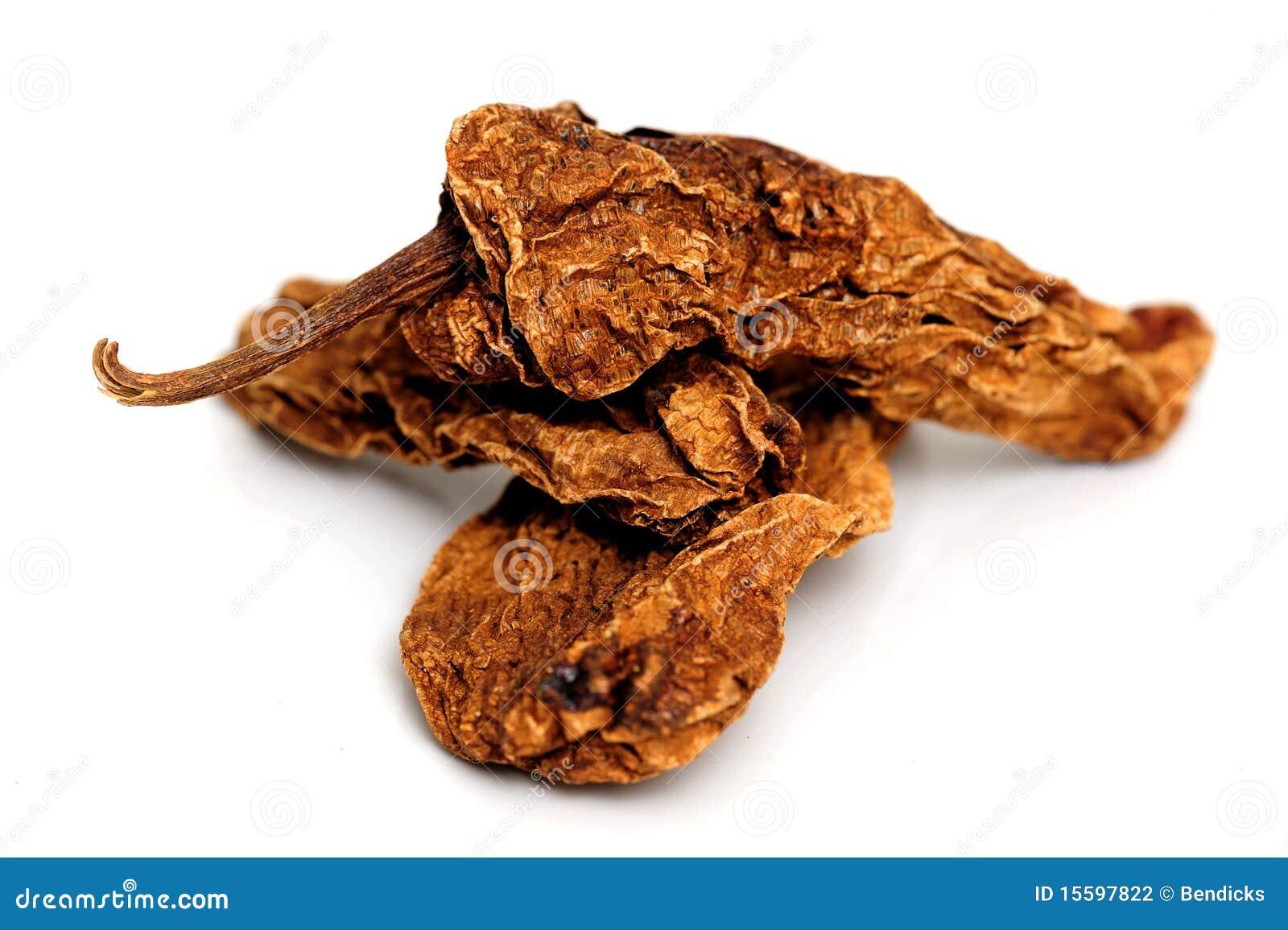 Smoke Dried Chipotle Chili Stock Photography Image 15597822
